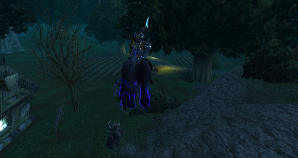 Photobomb from a Lucid Nightmare as Da Doctas Tour continues through Duskwood