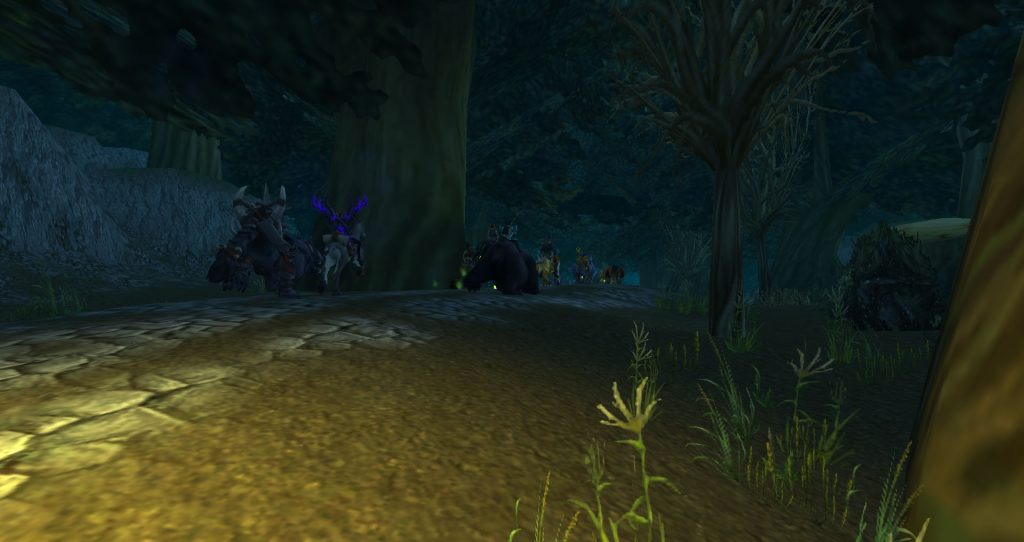 Da Doctas Tour continues into the gloom of Duskwood