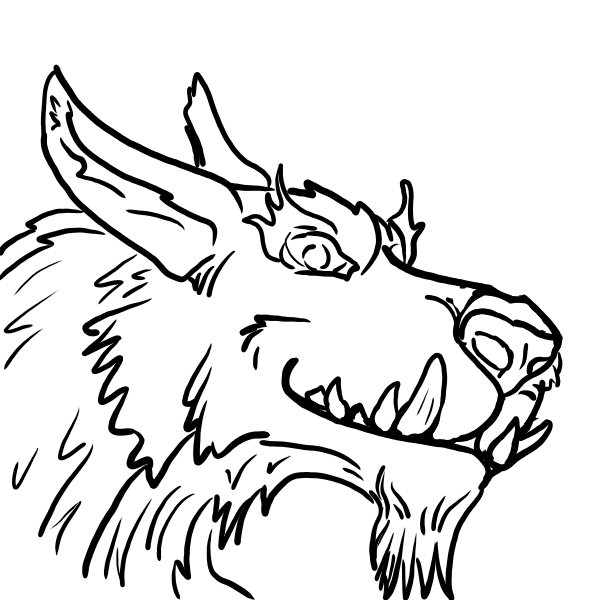 Character Icon of Malcotin, worgen.