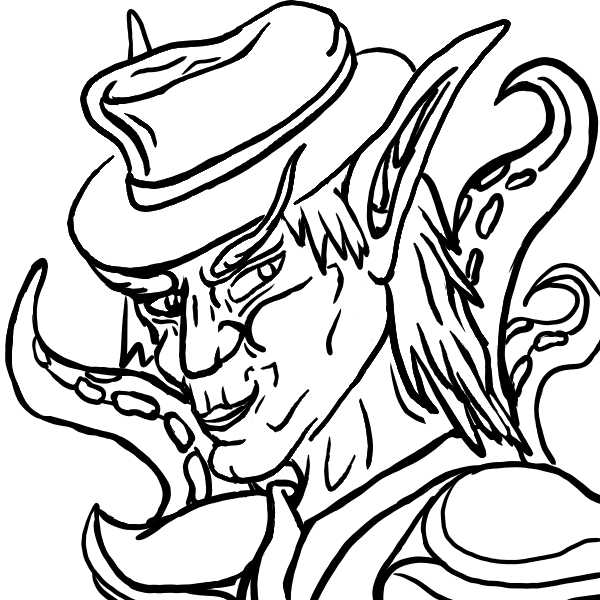 Character Icon of Talthan, Old God minion.
